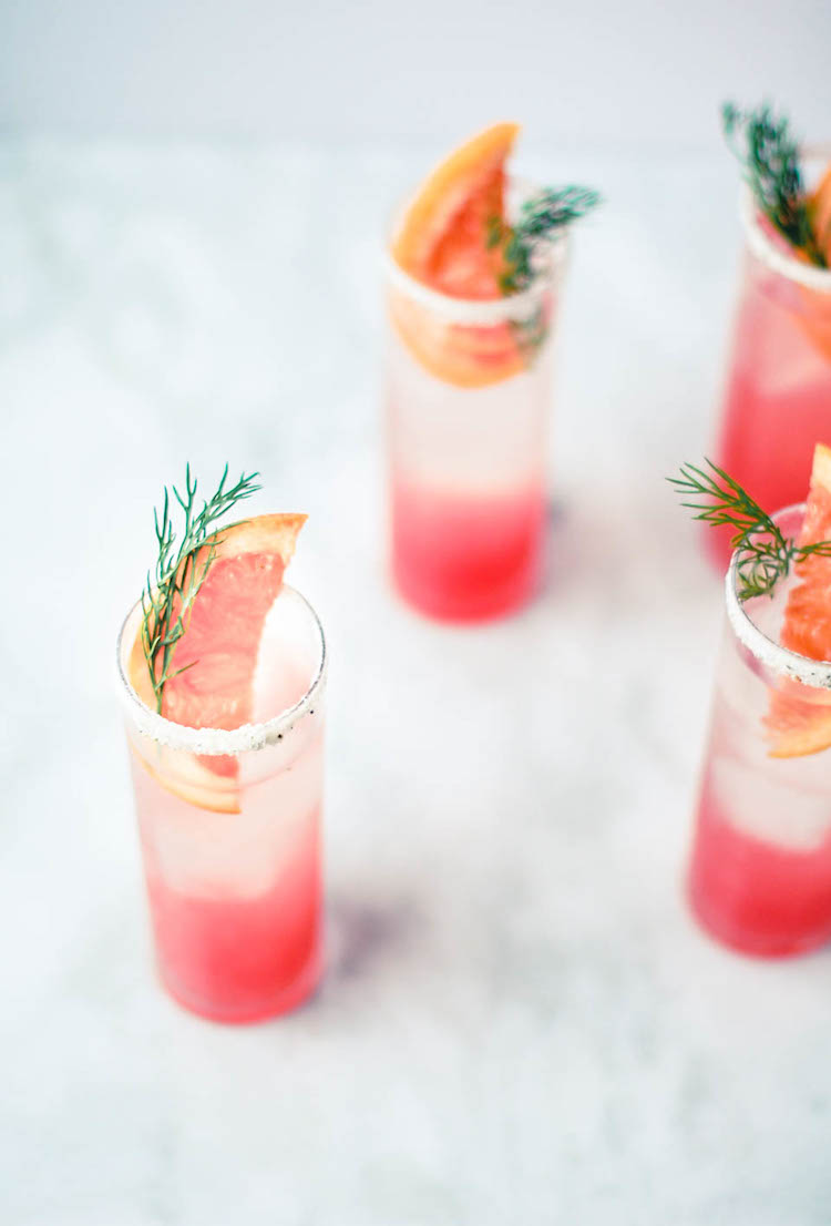 grapefruit fennel fizz craft & cocktails
