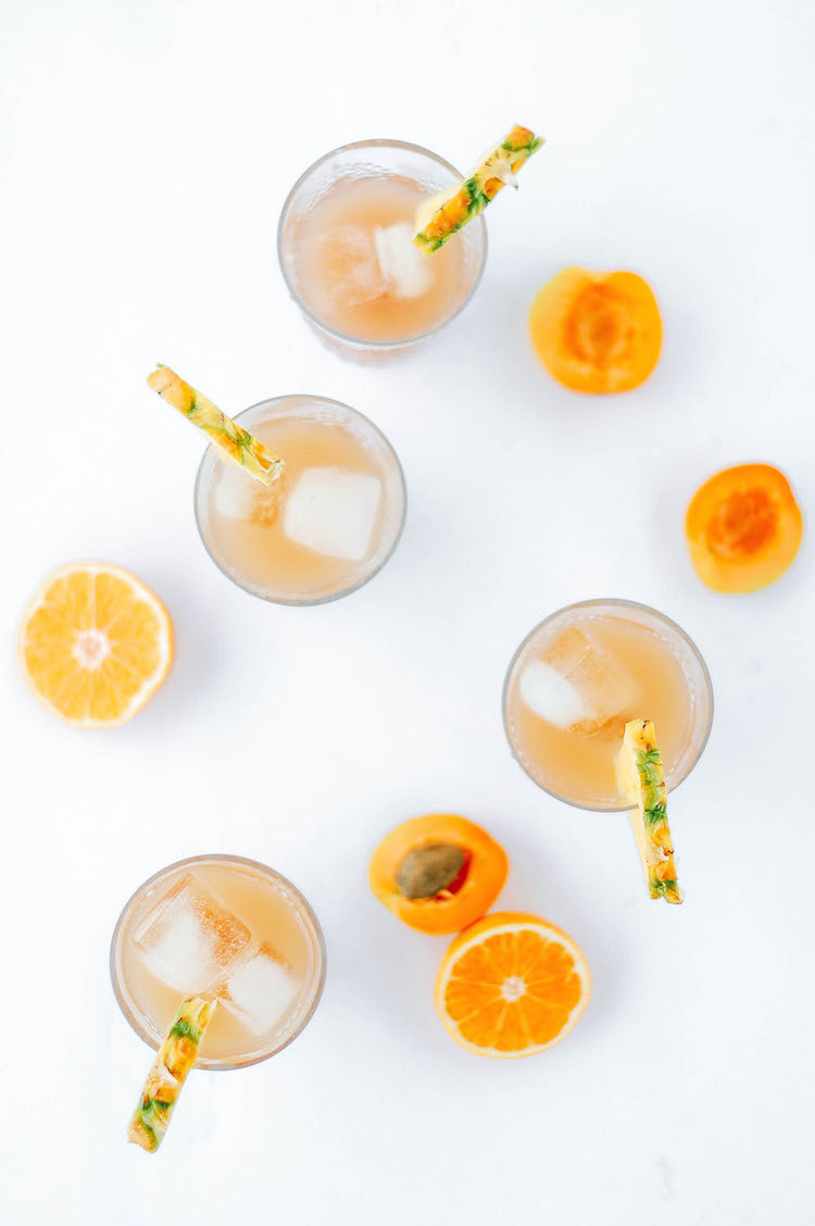 Pre-Processional Cocktail // Craft & Cocktails for Rue Magazine