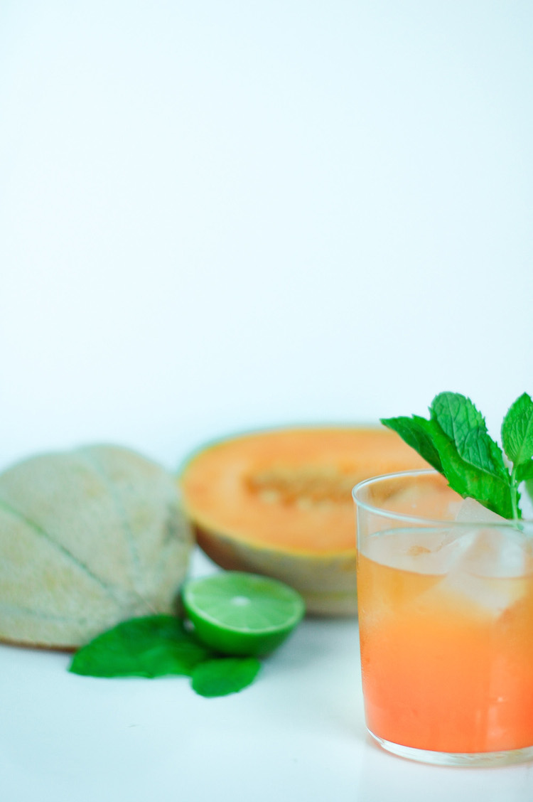 the Cantaloopy // Craft & Cocktails 2