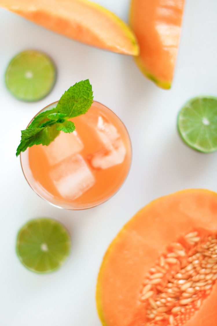 The Cantaloopy // Craft & Cocktails