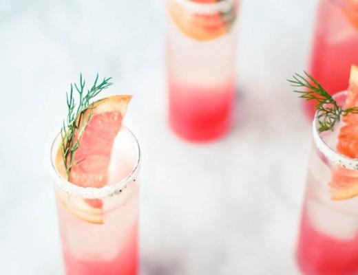 grapefruit fennel fizz // Craft & Cocktails for Jojotastic