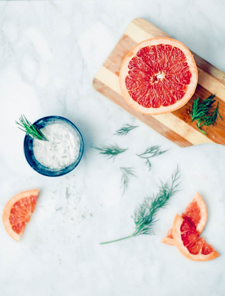 grapefruit fennel fizz // craft & cocktails for Jojotastic