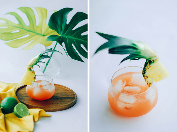 jungle bird //  Craft & Cocktail