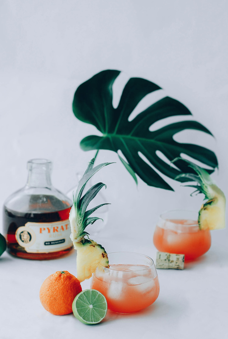 jungle bird // Craft & Cocktails