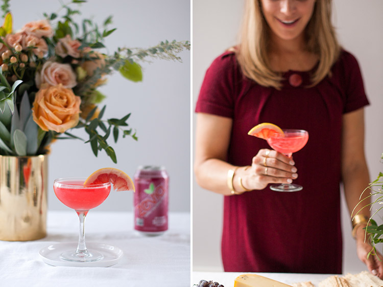 Easy Entertaning with Zevia // craftandcocktails.co