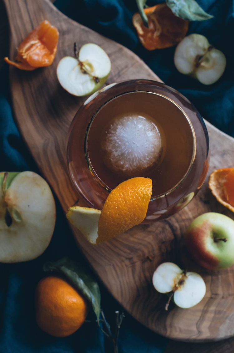 Apple Cider Old Fashioned 8