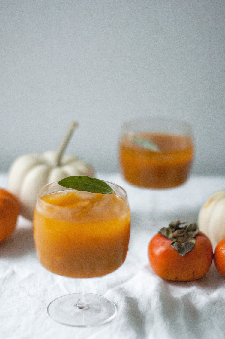Pumpkin Spice Punch // Craft & Cocktails for Sugar & Cloth