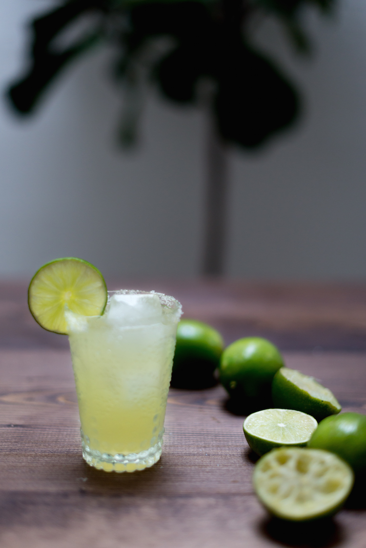 Classic Margarita recipe // craftandcocktails.co