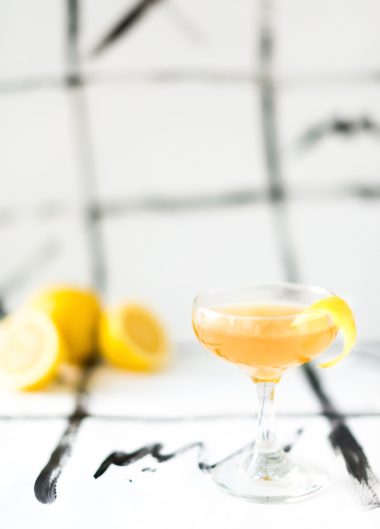 Leap Year Cocktail // Craftandcocktails.co
