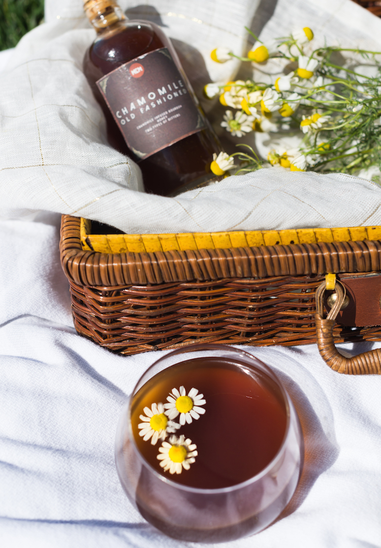 Picnic with MCM bottled cocktails // Craftandcocktails.co