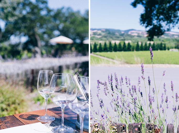 A day at Copain Winery in Sonoma // craftandcocktails.co