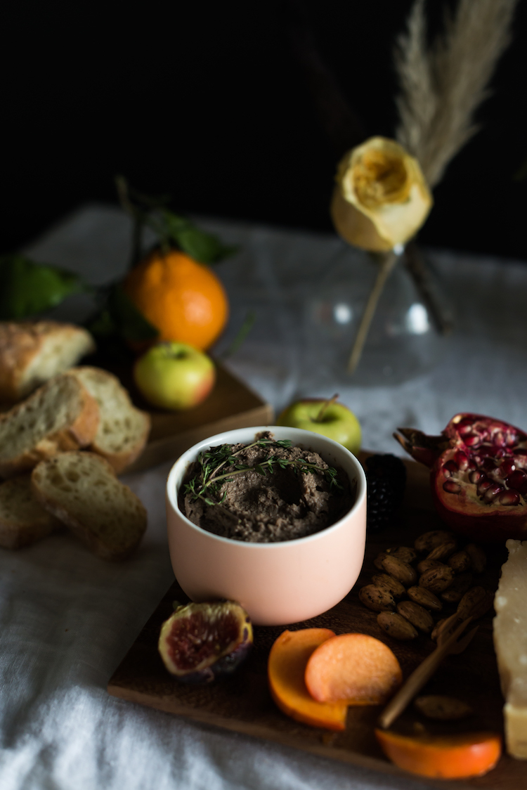 turkey-liver-Turkey Liver Mousse recipe // craftandcocktails.comousse-2