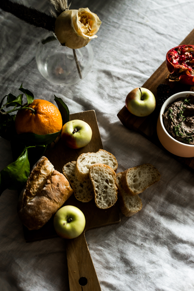 Turkey Liver Mousse recipe // craftandcocktails.co