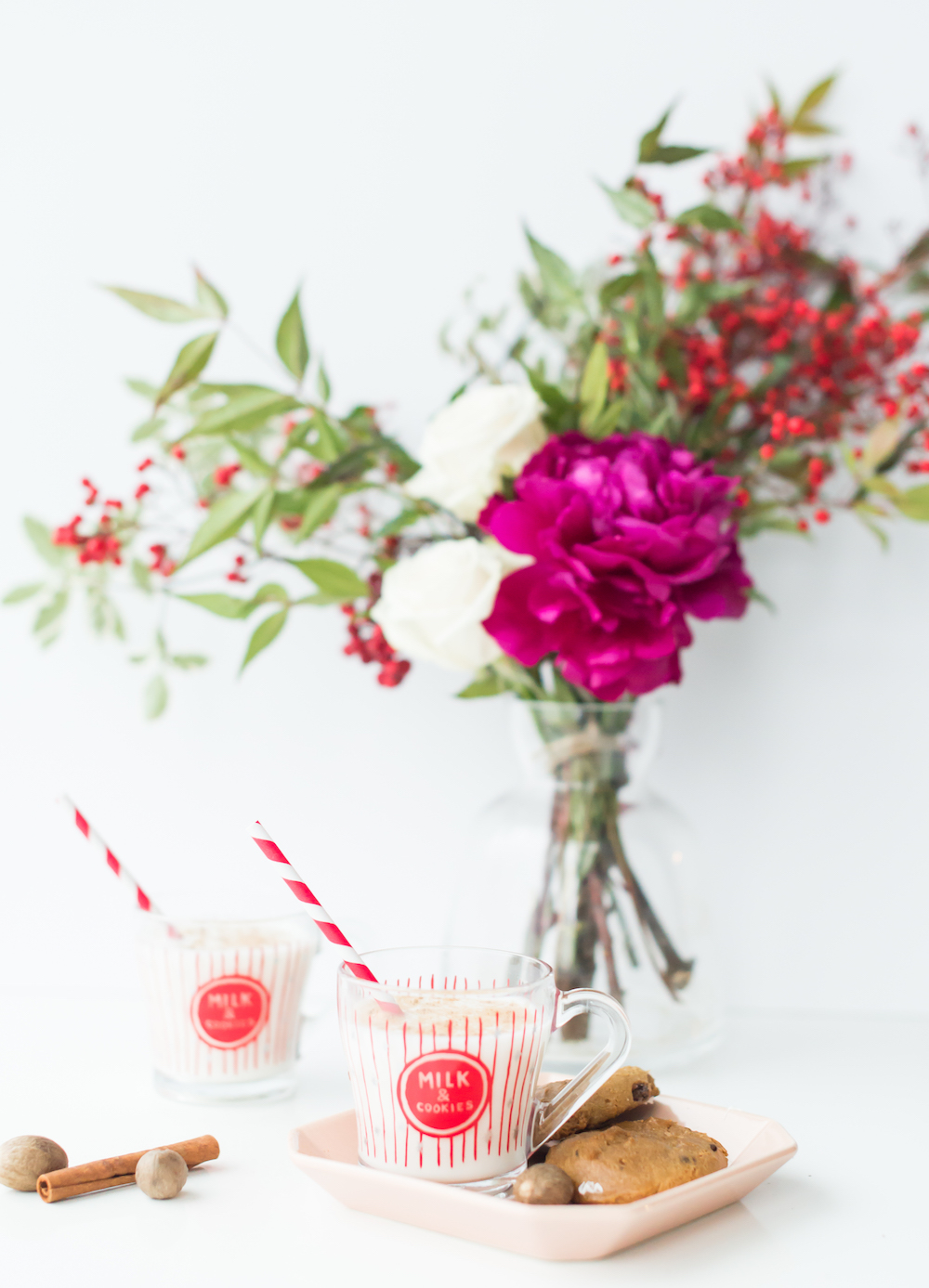 Milk Punch + Dairy Free recipe | Craft + Cocktails ( Craftandcocktails.co )