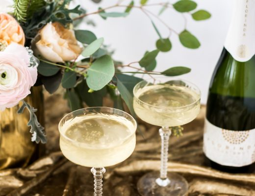 Bubbly for New Years Vinely Market Wine giveaway | on Craftandcocktails.co