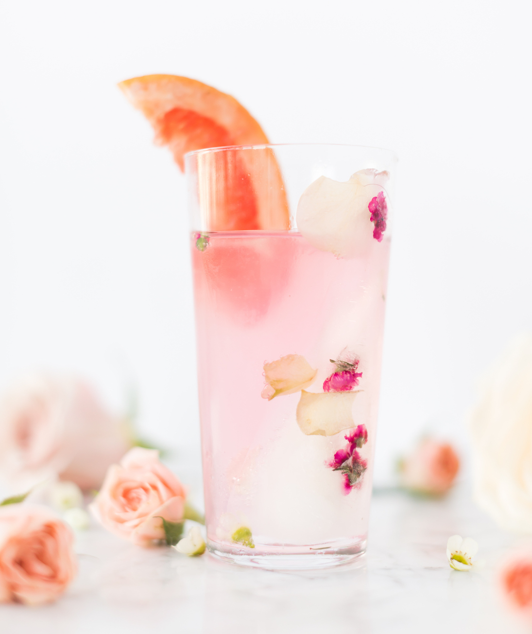 Smoking rose paloma with q drinks craft and cocktails for Cocktail rose