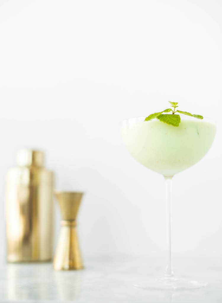 Irish Hopper cocktail | Recipe on Craftandcocktails.co