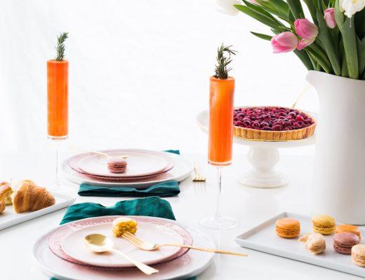 Carrot Ginger Grapfruit Mimosa copy