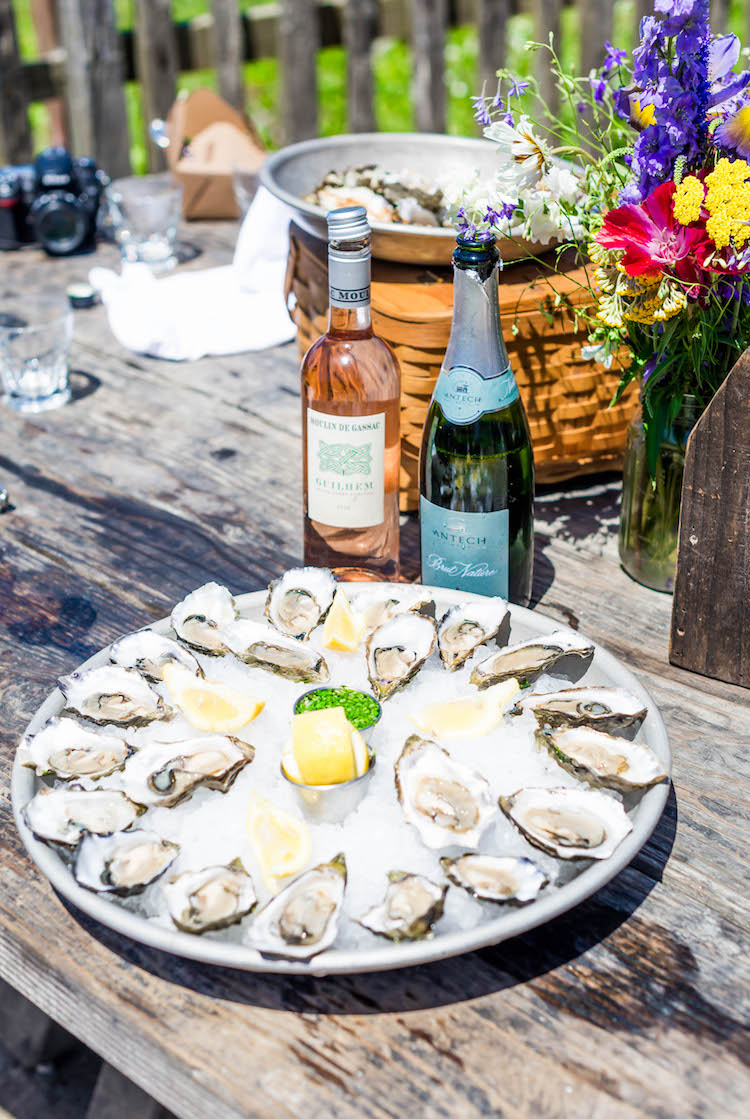 Languedoc Wines + Hog Island Oyster Co | Craftandcocktails.co