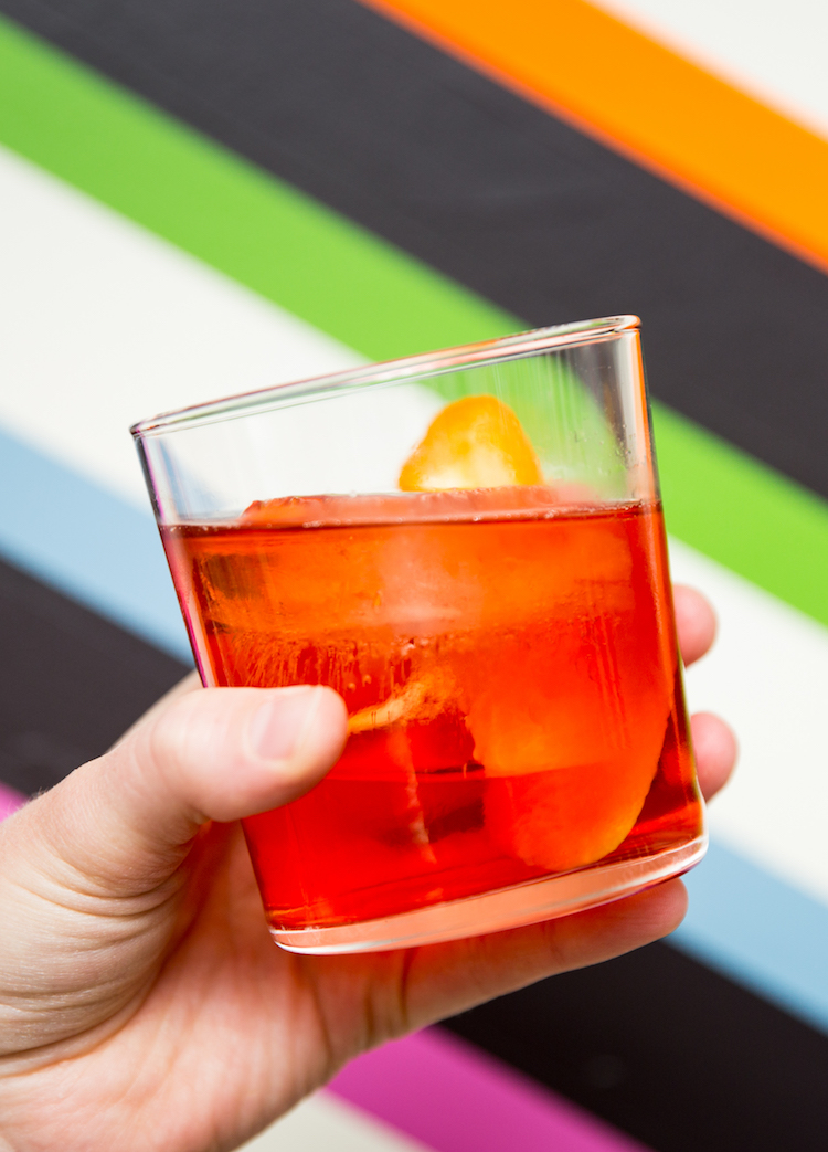 Negroni Week 2017 |details on craftandcocktails.co
