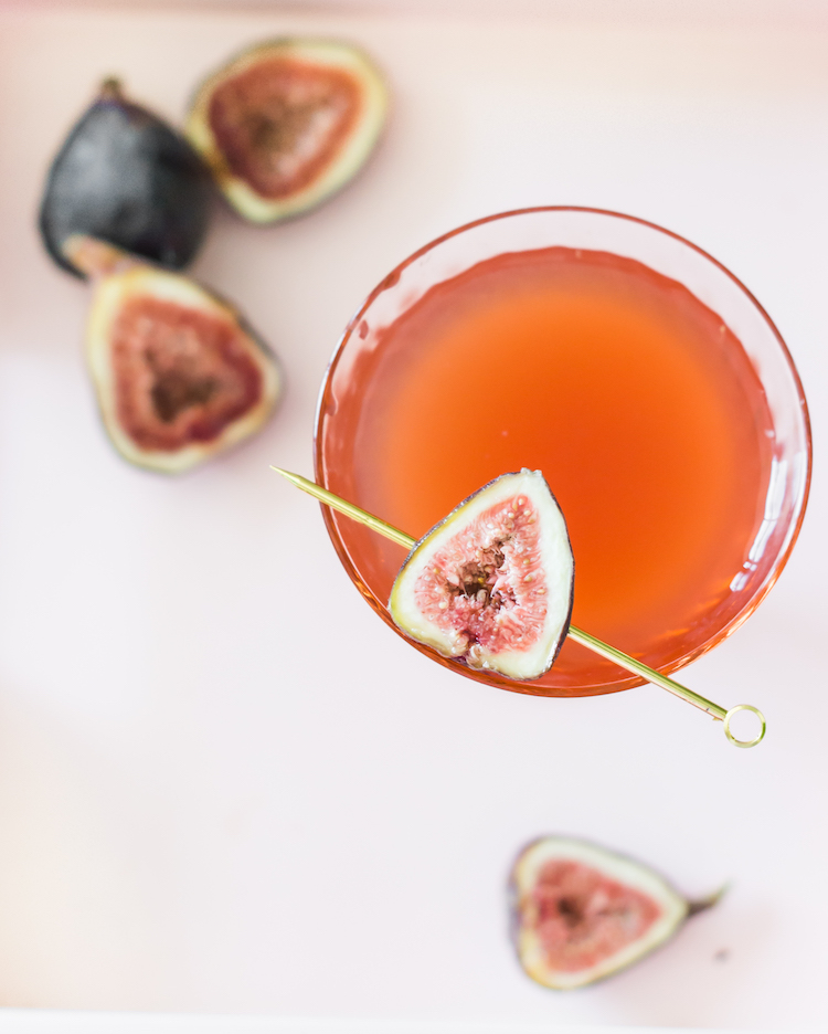 Fig Daiquiri recipe | craftandcocktails.co