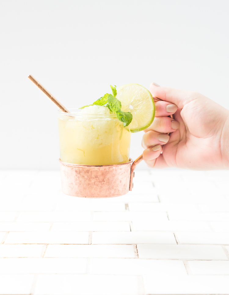 Moscow Mule Float | craft & cocktails
