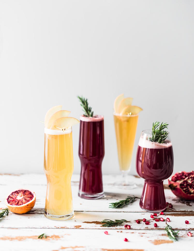 Pomegranate Blood Orange Shandy | Craft & Cocktails (craftandcocktails.co)