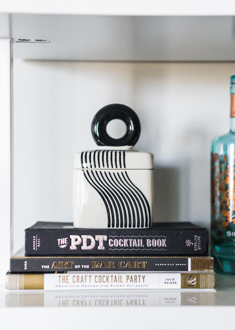 Boozy Gift Guide Cocktail Books | on Craftandcocktails.co