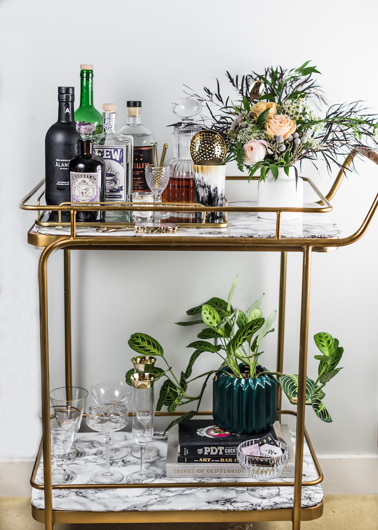 Cocktail, Photography & Bar Cart Styling Class with Craft & Cocktails