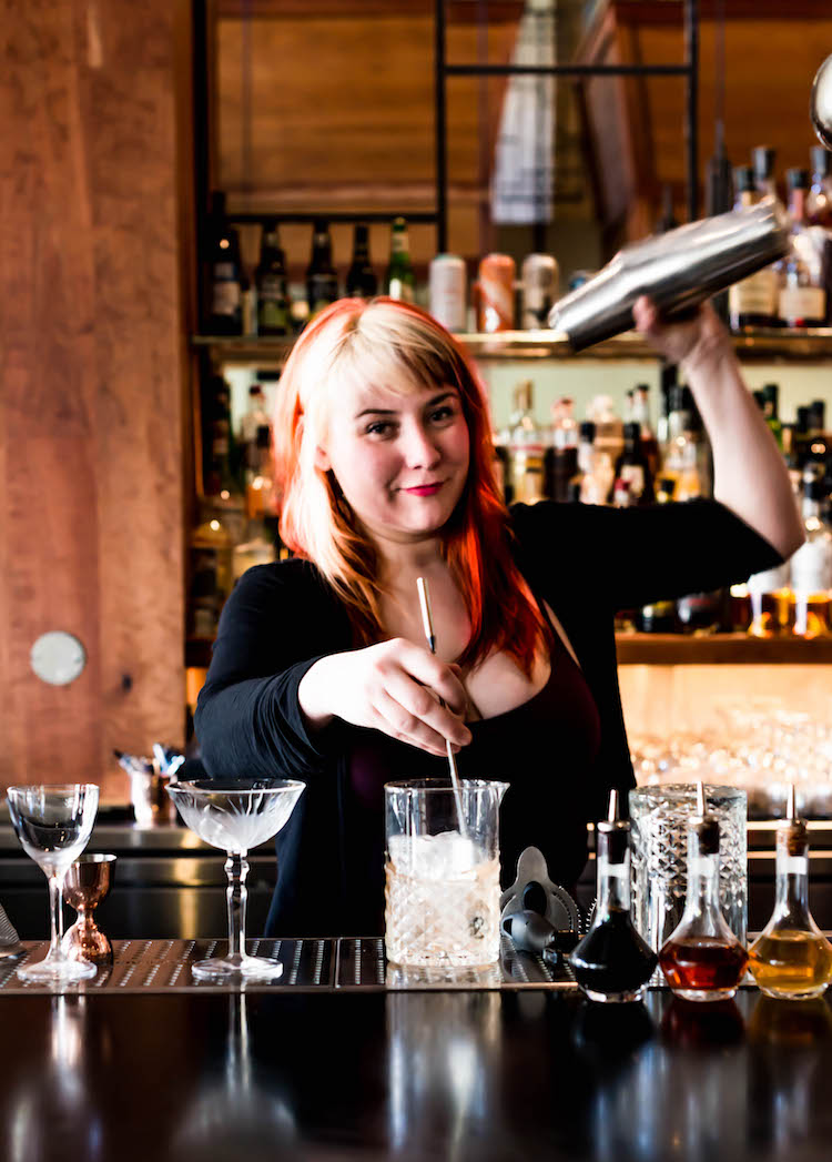 Spirited Women: Nicky Beyries Bar Manager of Foreign Cinema & Laszlos Bar