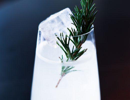 cocktails at Laszlos bar