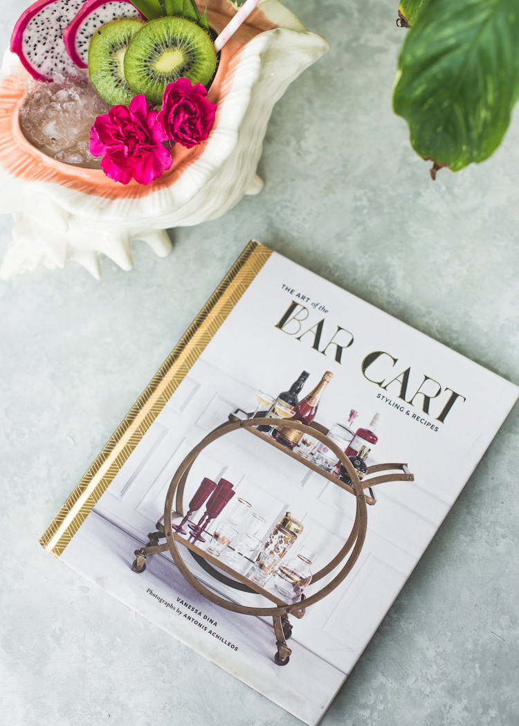 Fog Cutter recipe and giveaway | on Craftandcocktails.co