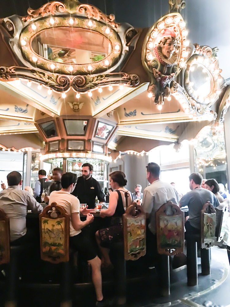 Carousel Bar | Tales Survival Guide.